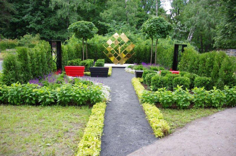 Ландшафтные сады
